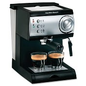 Product Image. Title: Hamilton Beach 40715 Espresso
