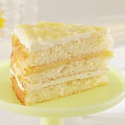 Product Image. Title: Lemonade Cake with Meyer Lemon Curd