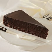 Product Image. Title: Flourless Chocolate Torte
