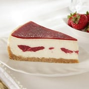 Product Image. Title: Strawberry Cream Cheesecake