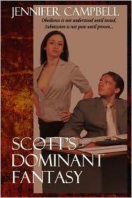 Jennifer Campbell - Scott's Dominant Fantasy