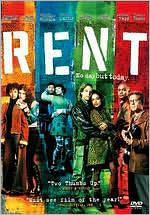 Rent, Anthony Rapp, DVD - Barnes & Noble
