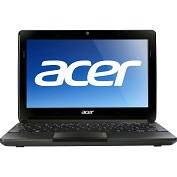 "Product Image. Title: Acer Aspire One AOD270-26Dkk 10.1"" LED Netbook - Intel Atom N2600 1.60 GHz"