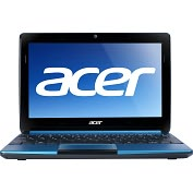 "Product Image. Title: Acer Aspire One AOD270-26Dbb 10.1"" LED Netbook - Intel Atom N2600 1.60 GHz"