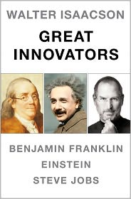 Walter Isaacson - Walter Isaacson Great Innovators e-book boxed set