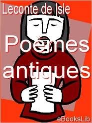 Auguste comte de Villiers de L'Isle-Adam - Poèmes antiques