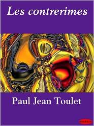 Paul Jean Toulet - Les contrerimes