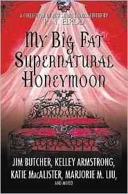 P. N. Elrod - My Big Fat Supernatural Honeymoon