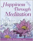 Product Image. Title: Happiness Through Meditation