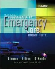 Essentials of Emergency Care: Refresher...