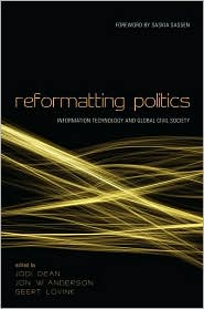 Reforming Politics: Networked Communica...