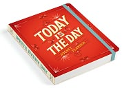 Product Image. Title: Today is The Day Pocket Planner Bound Journal 4.5 X 5.75