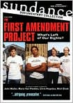 Video/DVD. Title: First Amendment Project
