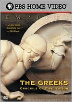 Empires : the Greeks : Crucible of Civilization