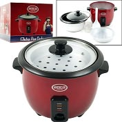 Product Image. Title: American Originals Electric Rice Cooker - 5 cup capacity