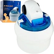 Product Image. Title: Chef Buddy Ice Cream and Sorbet Maker - 1 Quart