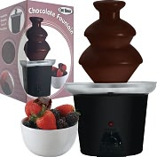 Product Image. Title: Chef Buddy Three Tier Chocolate Fountain