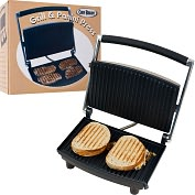 Product Image. Title: Chef Buddy Grill and Panini Press - Non-Stick