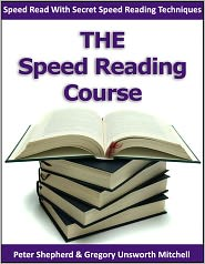 Peter Shepherd - The Speed Reading Course - Speed Read With Secret Speed Reading Techniques