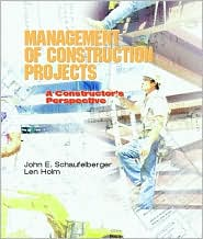 Management of Construction Projects: A ...