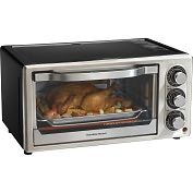 Product Image. Title: Hamilton Beach 31512 Toaster Oven