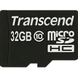 Product Image. Title: Transcend Ultimate 32 GB MicroSD High Capacity (microSDHC) - 1 Card