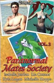 Michelle Hoppe, Kyla Logan, Lia Connor Isabella Jordan - Paranormal Mates Society Vol. II (Collection)