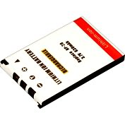 Product Image. Title: Battery Biz Hi-Capacity Lithium Ion Digital Camera Battery