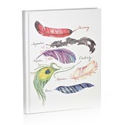 Product Image. Title: Quills Square Corner Journal (7 x 9)