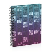 Product Image. Title: Ideas Now Wiro Journal (6x 8)