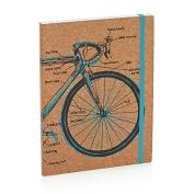 Product Image. Title: Bicycle Journal FLEXI