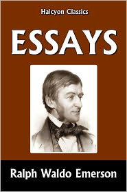 ralph waldo emerson essays and lectures pdf