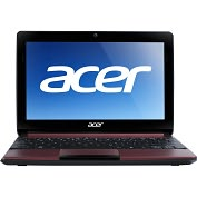 "Product Image. Title: Acer Aspire One AOD270-26Drr 10.1"" LED Netbook - Intel Atom N2600 1.60 GHz"