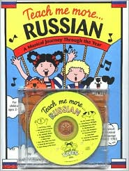 Teach Me More Russian/CD