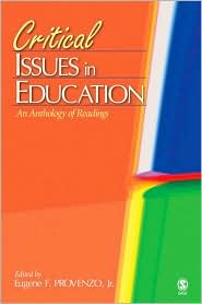 Critical Issues in Education: An Anthol...