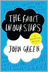 Book Cover Image. Title: The Fault in Our Stars, Author: by John Green