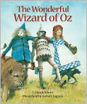 Book Cover Image. Title: The Wonderful Wizard of Oz (Sterling Illustrated Classics Series), Author: by Robert Ingpen