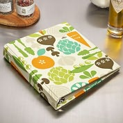 Product Image. Title: Recipe Journal, Green Garden