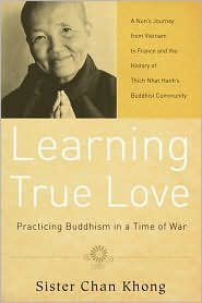 Learning True Love by Chan Khong: Book Cover