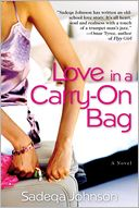 Love in a Carry-on Bag by Sadeqa Johnson: Book Cover
