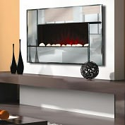 Product Image. Title: Northwest Emberglow Electric Fireplace Heater with Remote