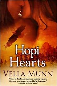 Vella Munn - Hopi Hearts