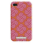 Product Image. Title: Jonathan Adler Gothic Rose iPhone Cover 4/4S