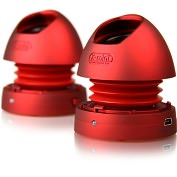 Product Image. Title: KB Covers XAM9-R Speaker System - Red