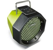 Product Image. Title: Portable iPod Dock Green