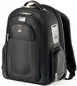 Product Image. Title: Travelpro Crew 8 Business Backpack-Black