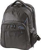 Product Image. Title: Travelpro ExecutivePro CPF Comp Backpack-Black