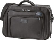Product Image. Title: Travelpro ExecutivePro Messenger Brief-Black