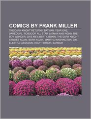 Comics By Frank Miller