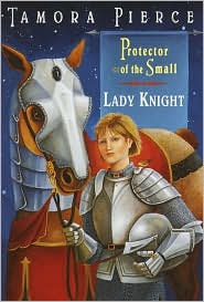 Lady Knight (Protector of the Small Series #4)